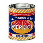 Additional Images for Werdol Primer Gray 2000 ml.