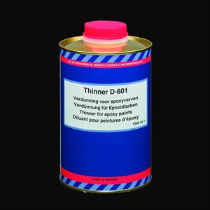D-601 Thinner 1000 ml.
