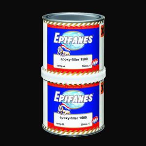 Epoxy Filler 1500 750 ml.