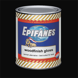 Wood Finish Gloss 500ml.