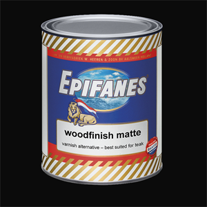 Wood Finish Matte 500 ml.