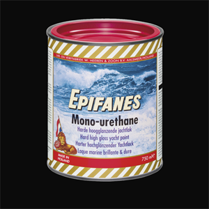 Monourethane Deep Red 750 ml.