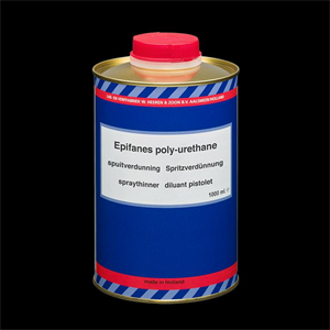 Polyurethane Thinner for Spray 1000 ml.