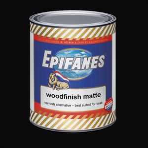Wood Finish Matte 500 ml.