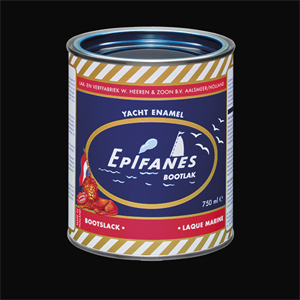 Yacht Enamel Cream 750 ml.